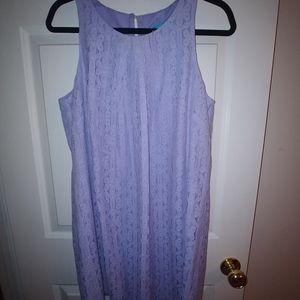 Tori Richard Sleeveless Slave Dress